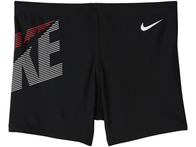 Nike Swim Tilt Square Leg Shorts Boys, negro